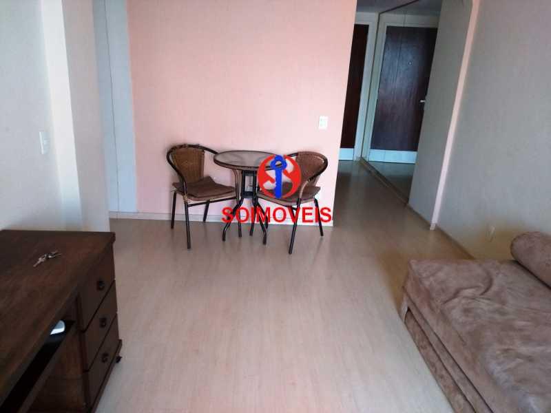 sl - Apartamento 1 quarto à venda Andaraí, Rio de Janeiro - R$ 370.000 - TJAP10137 - 5