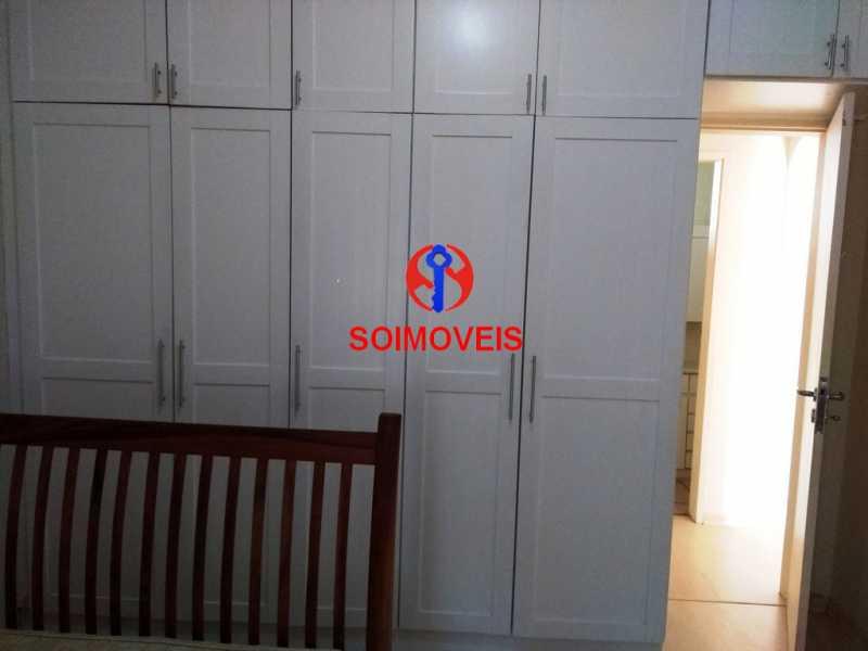 qt - Apartamento 1 quarto à venda Andaraí, Rio de Janeiro - R$ 370.000 - TJAP10137 - 9