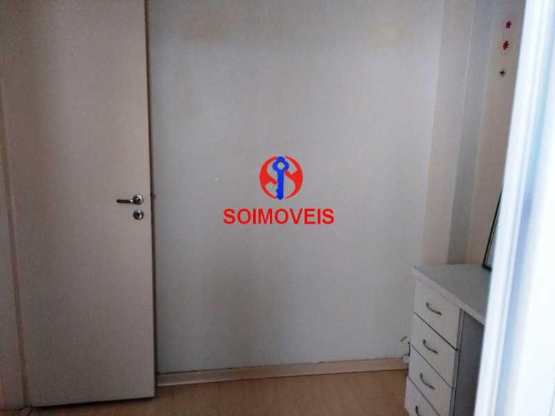 dep - Apartamento 1 quarto à venda Andaraí, Rio de Janeiro - R$ 370.000 - TJAP10137 - 17