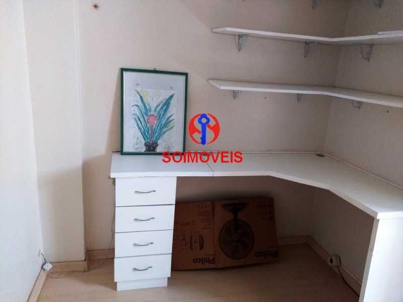 dep - Apartamento 1 quarto à venda Andaraí, Rio de Janeiro - R$ 370.000 - TJAP10137 - 16