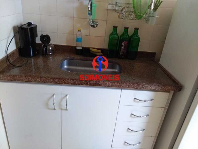 cz - Apartamento 1 quarto à venda Andaraí, Rio de Janeiro - R$ 370.000 - TJAP10137 - 15