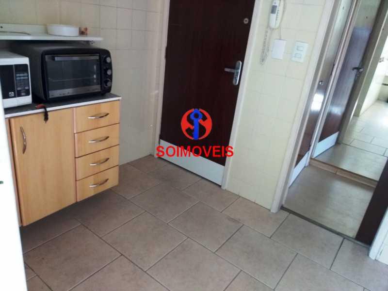 cz - Apartamento 1 quarto à venda Andaraí, Rio de Janeiro - R$ 370.000 - TJAP10137 - 14