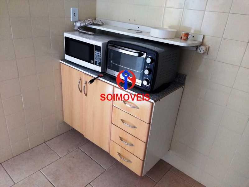 cz - Apartamento 1 quarto à venda Andaraí, Rio de Janeiro - R$ 370.000 - TJAP10137 - 13