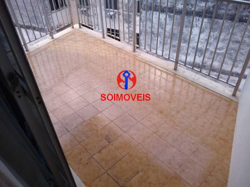 2-var - Apartamento 1 quarto à venda Engenho Novo, Rio de Janeiro - R$ 190.000 - TJAP10140 - 7