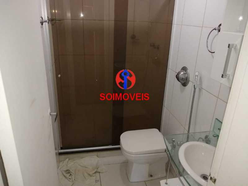 3-bhs - Apartamento 1 quarto à venda Engenho Novo, Rio de Janeiro - R$ 190.000 - TJAP10140 - 8
