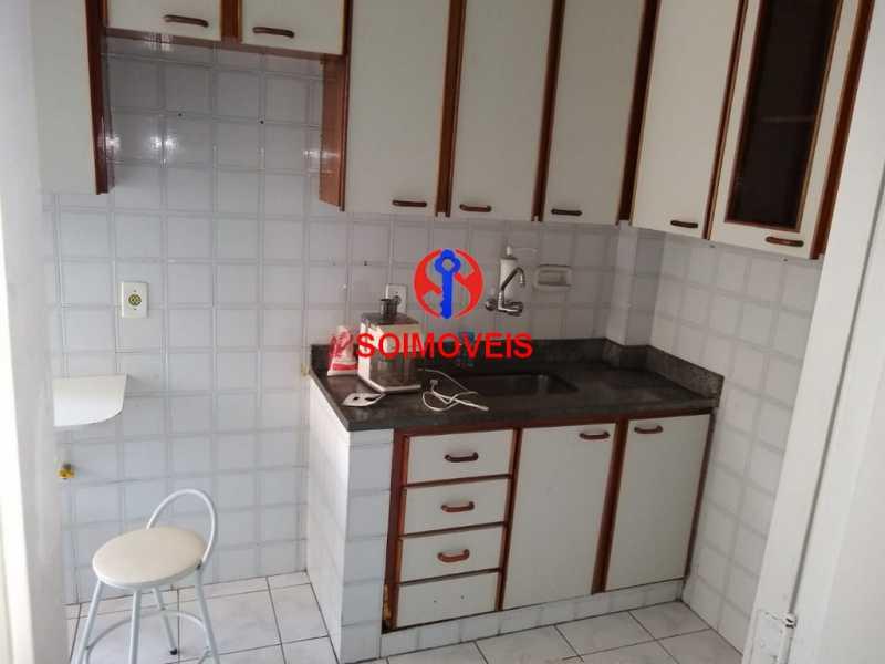 4-coz - Apartamento 1 quarto à venda Engenho Novo, Rio de Janeiro - R$ 190.000 - TJAP10140 - 10