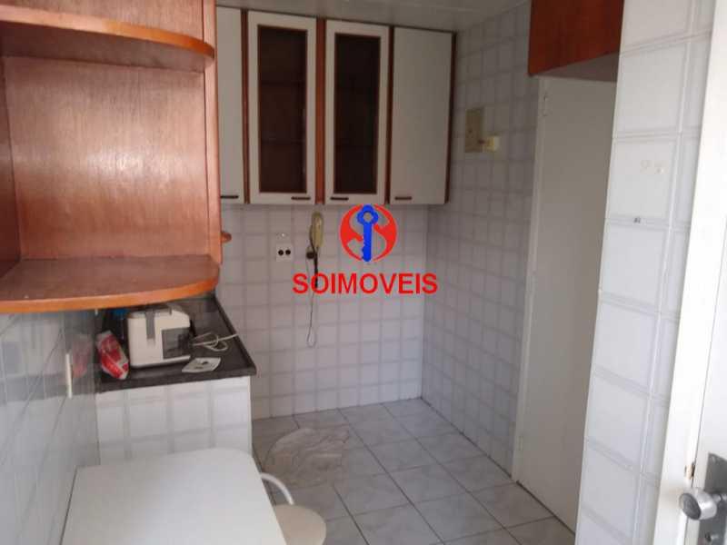 4-coz2 - Apartamento 1 quarto à venda Engenho Novo, Rio de Janeiro - R$ 190.000 - TJAP10140 - 11