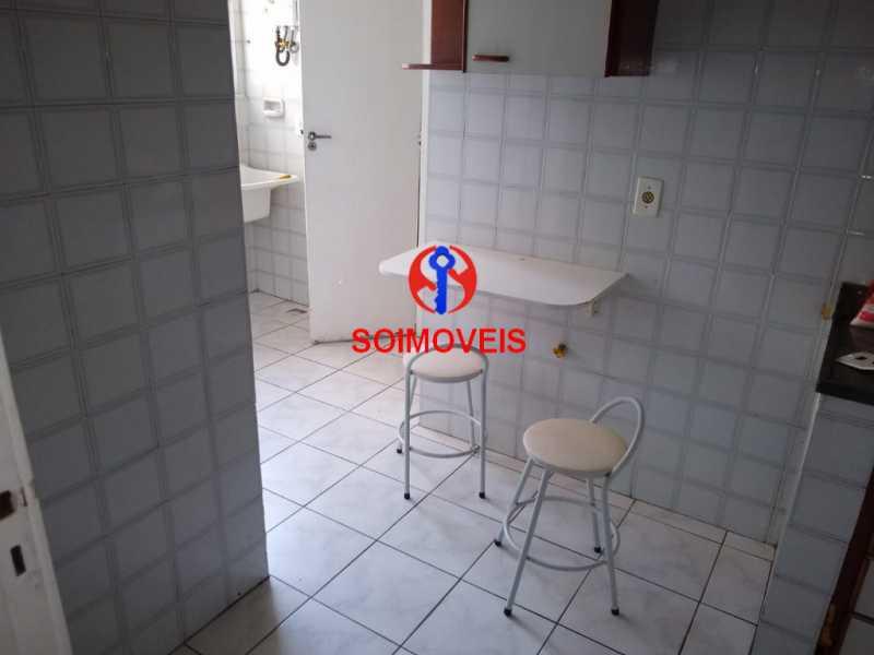 4-coz4 - Apartamento 1 quarto à venda Engenho Novo, Rio de Janeiro - R$ 190.000 - TJAP10140 - 13