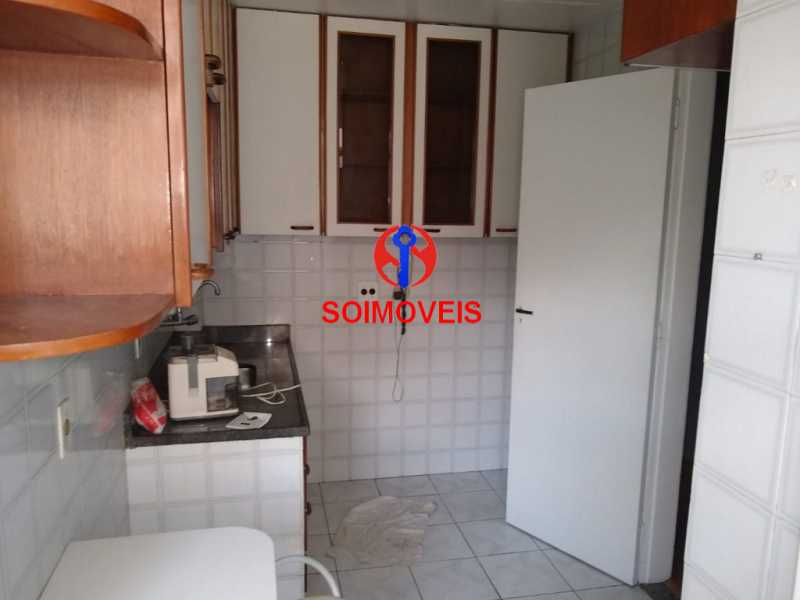 4-coz5 - Apartamento 1 quarto à venda Engenho Novo, Rio de Janeiro - R$ 190.000 - TJAP10140 - 14