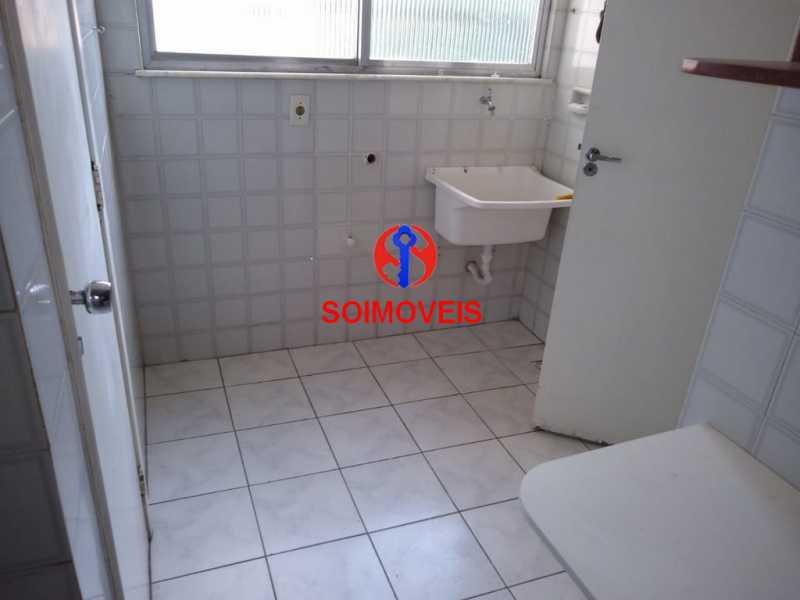 5-ar - Apartamento 1 quarto à venda Engenho Novo, Rio de Janeiro - R$ 190.000 - TJAP10140 - 15