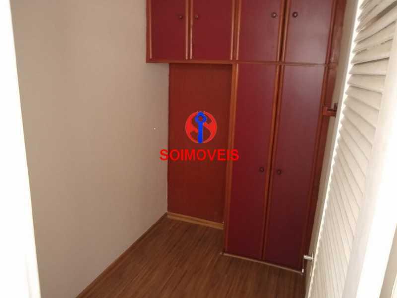 5-dep2 - Apartamento 1 quarto à venda Engenho Novo, Rio de Janeiro - R$ 190.000 - TJAP10140 - 18