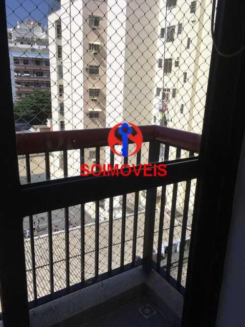 var - Apartamento 2 quartos à venda Flamengo, Rio de Janeiro - R$ 700.000 - TJAP20510 - 5