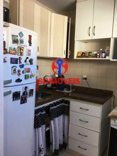 cz - Apartamento 2 quartos à venda Flamengo, Rio de Janeiro - R$ 700.000 - TJAP20510 - 14