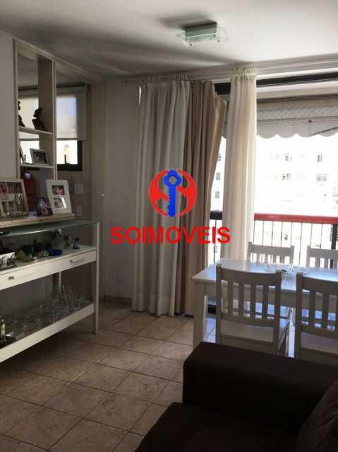 sl - Apartamento 2 quartos à venda Flamengo, Rio de Janeiro - R$ 700.000 - TJAP20510 - 1
