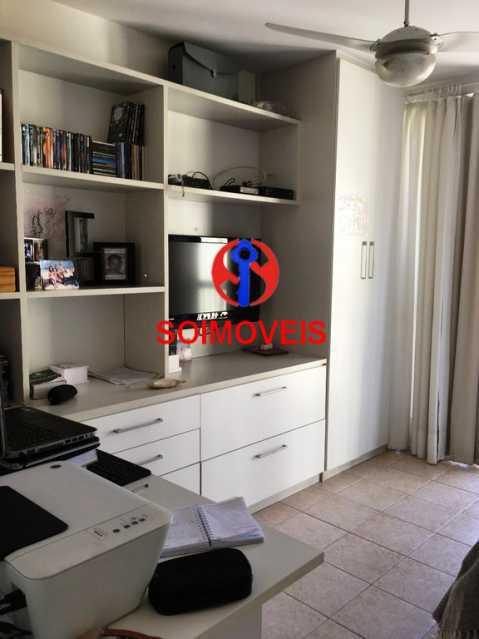 qt1 - Apartamento 2 quartos à venda Flamengo, Rio de Janeiro - R$ 700.000 - TJAP20510 - 6