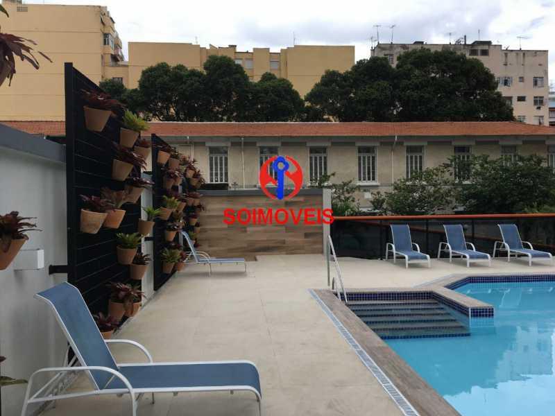 pisc - Apartamento 2 quartos à venda Flamengo, Rio de Janeiro - R$ 700.000 - TJAP20510 - 18