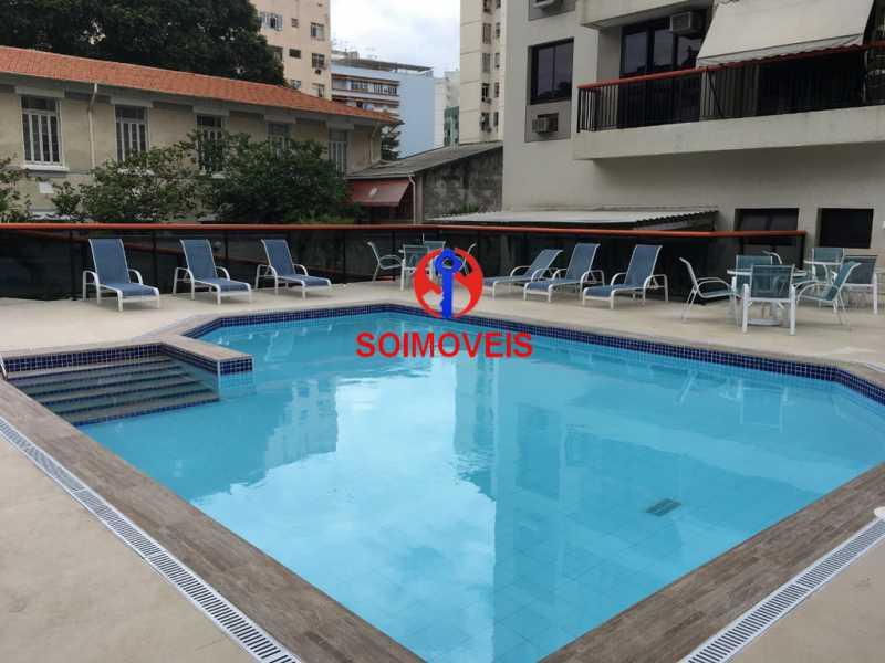 pisc - Apartamento 2 quartos à venda Flamengo, Rio de Janeiro - R$ 700.000 - TJAP20510 - 17