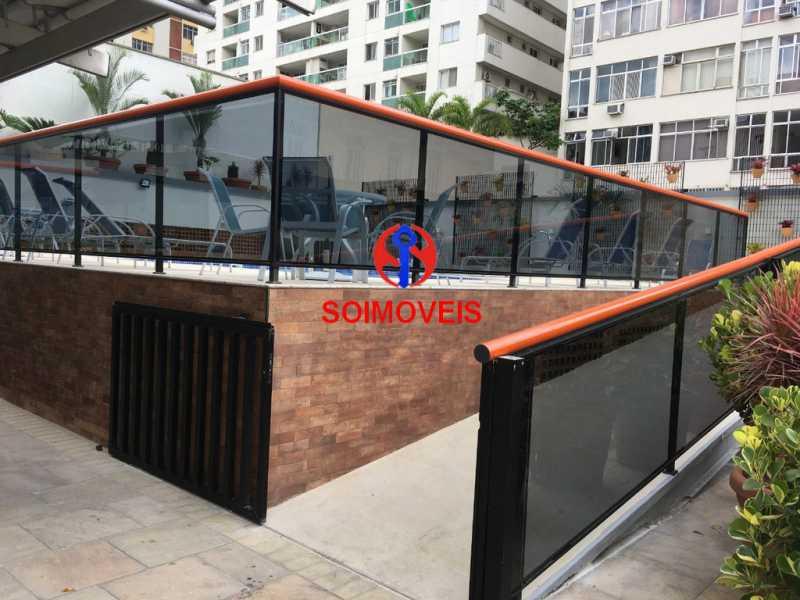 acesso pisc - Apartamento 2 quartos à venda Flamengo, Rio de Janeiro - R$ 700.000 - TJAP20510 - 15