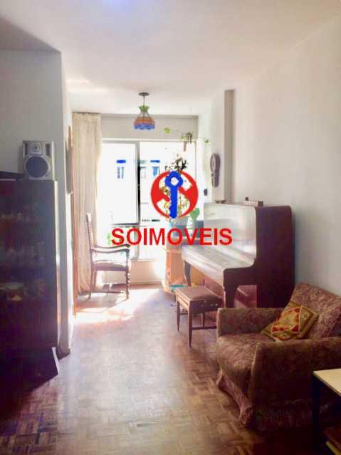 1-SL - Apartamento 3 quartos à venda Leme, Rio de Janeiro - R$ 650.000 - TJAP30229 - 1