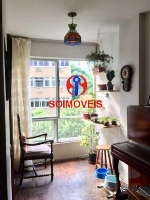 1-SL2 - Apartamento 3 quartos à venda Leme, Rio de Janeiro - R$ 650.000 - TJAP30229 - 3