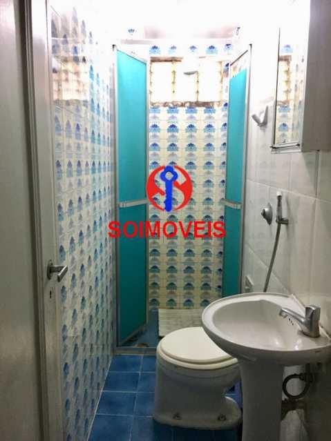 3-BHSU - Apartamento 3 quartos à venda Leme, Rio de Janeiro - R$ 650.000 - TJAP30229 - 14