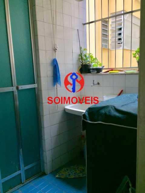 5-AR - Apartamento 3 quartos à venda Leme, Rio de Janeiro - R$ 650.000 - TJAP30229 - 17
