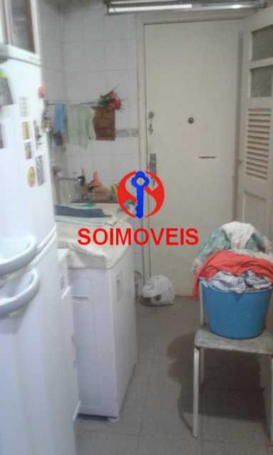 5-AR - Apartamento 1 quarto à venda Botafogo, Rio de Janeiro - R$ 520.000 - TJAP10143 - 21