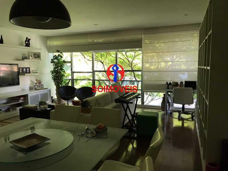 1-sl - Apartamento 3 quartos à venda Jardim Botânico, Rio de Janeiro - R$ 2.350.000 - TJAP30245 - 1