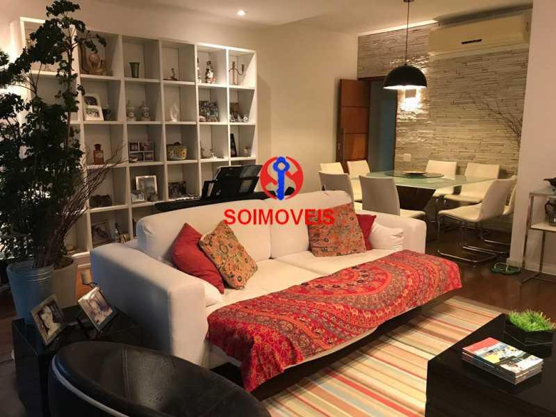 1-sl3 - Apartamento 3 quartos à venda Jardim Botânico, Rio de Janeiro - R$ 2.350.000 - TJAP30245 - 4