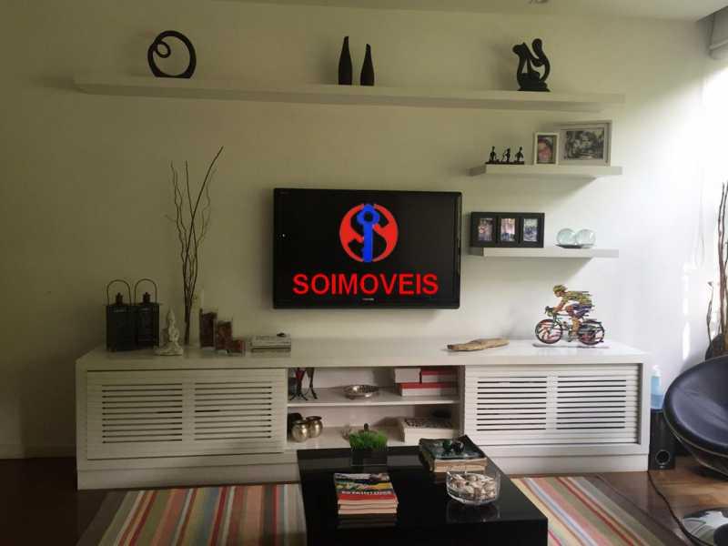 1-sl5 - Apartamento 3 quartos à venda Jardim Botânico, Rio de Janeiro - R$ 2.350.000 - TJAP30245 - 6