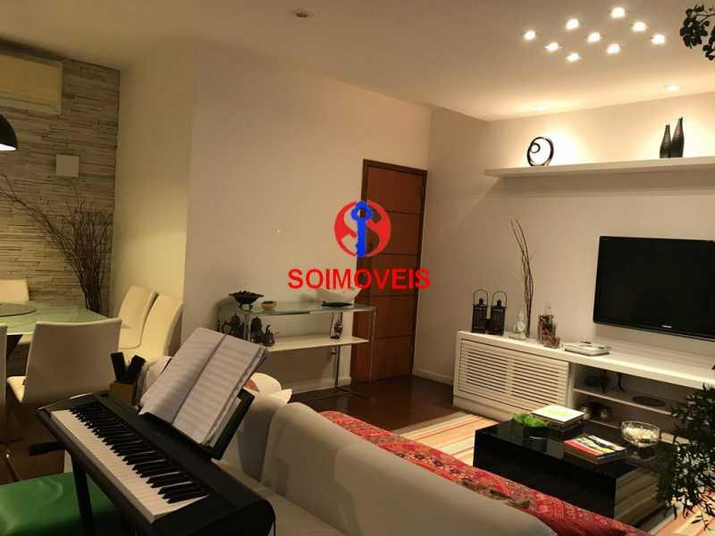 1-sl6 - Apartamento 3 quartos à venda Jardim Botânico, Rio de Janeiro - R$ 2.350.000 - TJAP30245 - 7