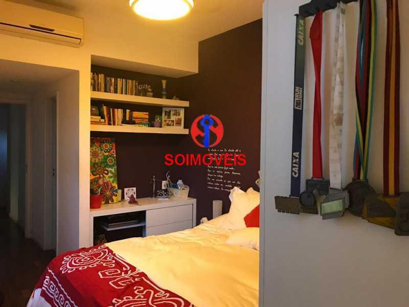 2-1qto2 - Apartamento 3 quartos à venda Jardim Botânico, Rio de Janeiro - R$ 2.350.000 - TJAP30245 - 9