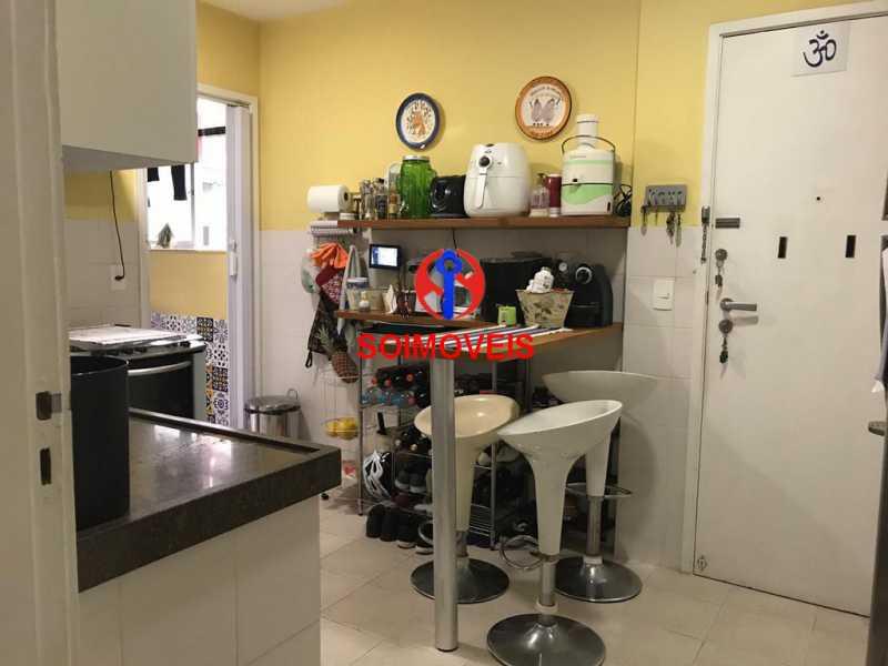 4-coz - Apartamento 3 quartos à venda Jardim Botânico, Rio de Janeiro - R$ 2.350.000 - TJAP30245 - 24