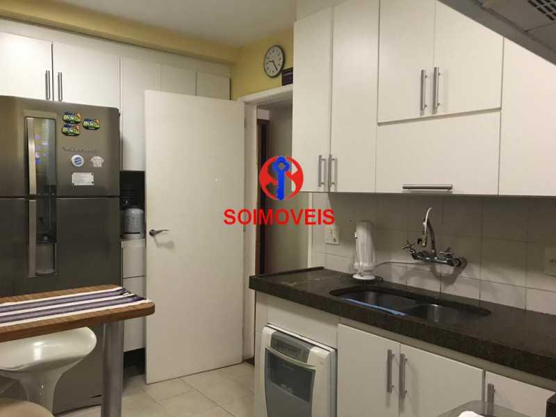 4-coz3 - Apartamento 3 quartos à venda Jardim Botânico, Rio de Janeiro - R$ 2.350.000 - TJAP30245 - 26