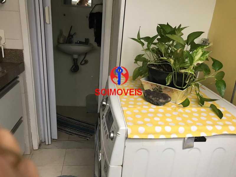 5-ar - Apartamento 3 quartos à venda Jardim Botânico, Rio de Janeiro - R$ 2.350.000 - TJAP30245 - 28