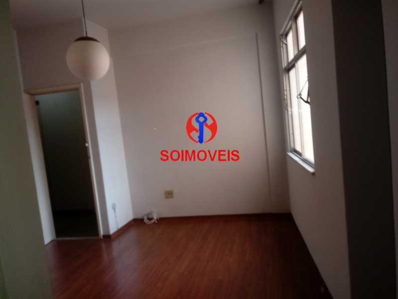 1-sl2 - Apartamento 1 quarto à venda Andaraí, Rio de Janeiro - R$ 296.000 - TJAP10162 - 1