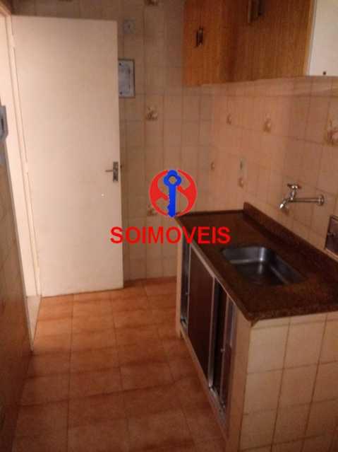 4-coz - Apartamento 1 quarto à venda Andaraí, Rio de Janeiro - R$ 296.000 - TJAP10162 - 6