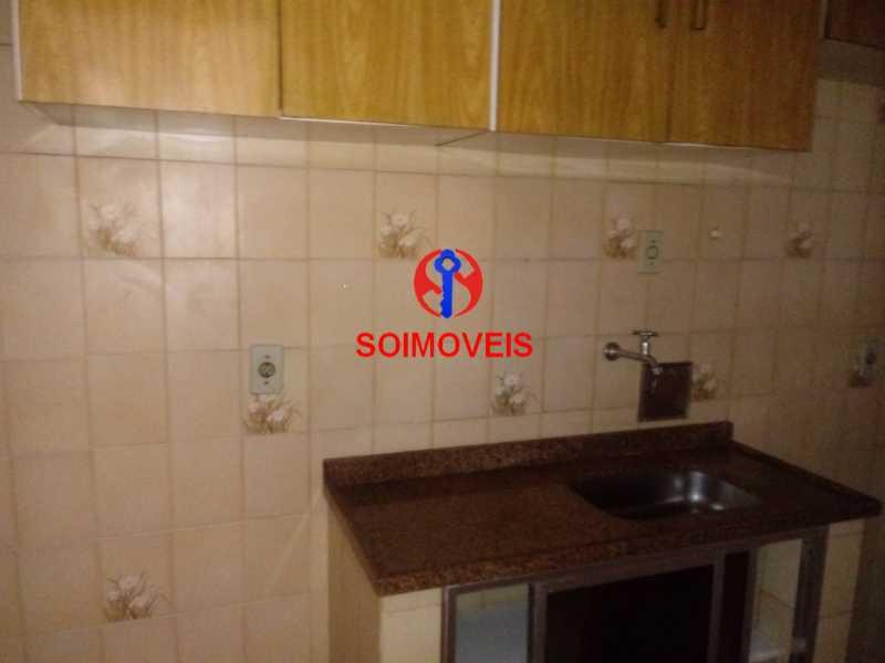 4-coz2 - Apartamento 1 quarto à venda Andaraí, Rio de Janeiro - R$ 296.000 - TJAP10162 - 7