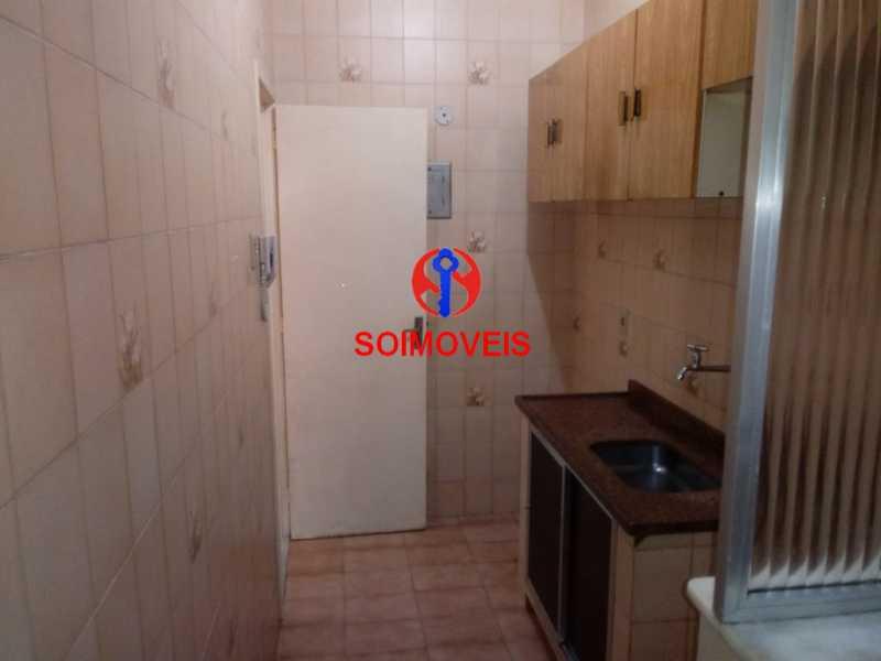 4-coz3 - Apartamento 1 quarto à venda Andaraí, Rio de Janeiro - R$ 296.000 - TJAP10162 - 8