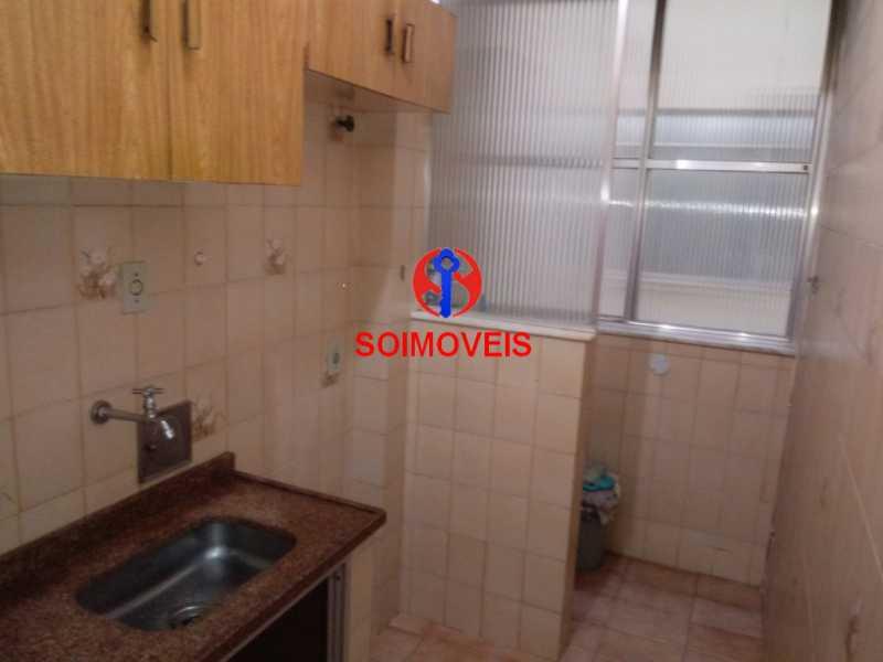 4-coz4 - Apartamento 1 quarto à venda Andaraí, Rio de Janeiro - R$ 296.000 - TJAP10162 - 9
