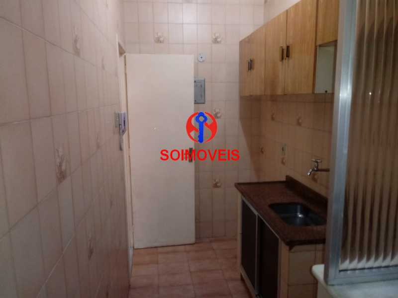 4-coz5 - Apartamento 1 quarto à venda Andaraí, Rio de Janeiro - R$ 296.000 - TJAP10162 - 10