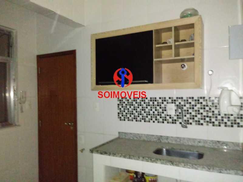 4-coz - Apartamento 1 quarto à venda Tijuca, Rio de Janeiro - R$ 335.000 - TJAP10163 - 12