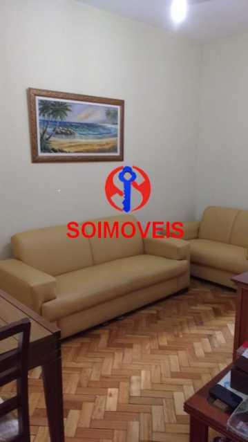 1-SL2 - Apartamento 2 quartos à venda Andaraí, Rio de Janeiro - R$ 398.000 - TJAP20576 - 1