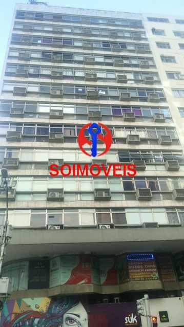1-fac2 - Sala Comercial 39m² à venda Copacabana, Rio de Janeiro - R$ 420.000 - TJSL00022 - 3