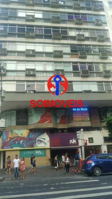 1-fac3 - Sala Comercial 39m² à venda Copacabana, Rio de Janeiro - R$ 420.000 - TJSL00022 - 4
