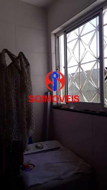 5-AR - Apartamento 2 quartos à venda Rocha, Rio de Janeiro - R$ 160.000 - TJAP20577 - 16