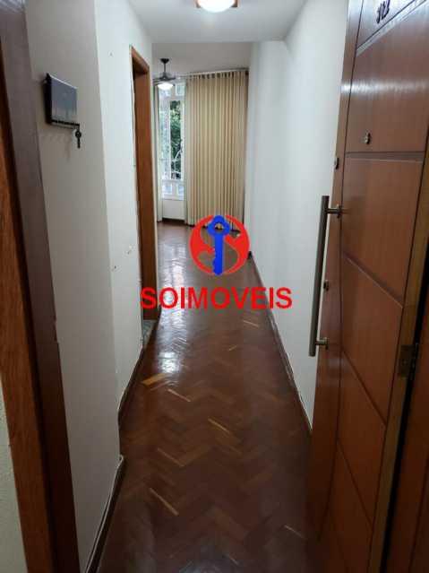 ent - Apartamento 2 quartos à venda Andaraí, Rio de Janeiro - R$ 498.000 - TJAP20579 - 3