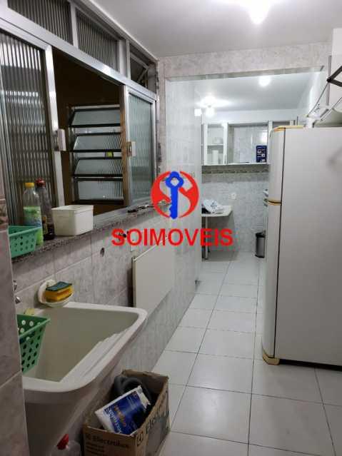 ar - Apartamento 2 quartos à venda Andaraí, Rio de Janeiro - R$ 498.000 - TJAP20579 - 16