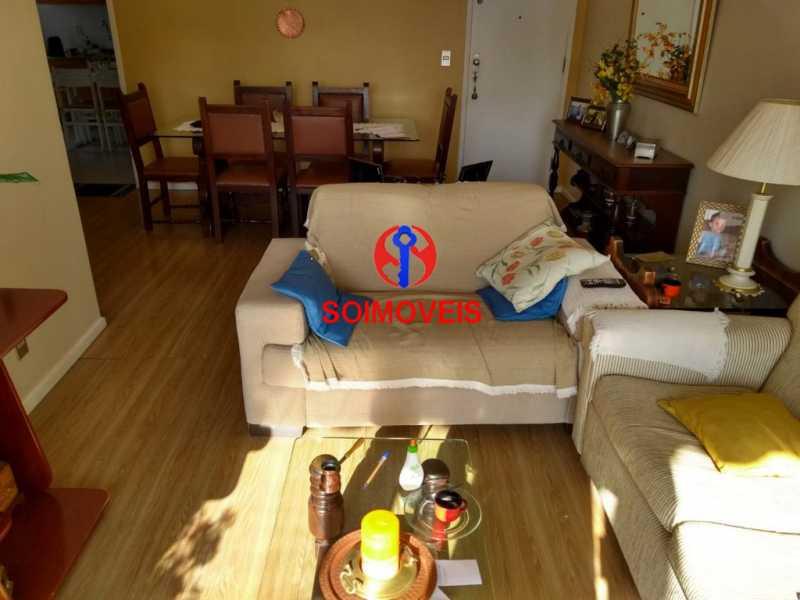 sl - Apartamento 2 quartos à venda Andaraí, Rio de Janeiro - R$ 480.000 - TJAP20582 - 3