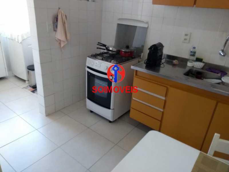 cz - Apartamento 2 quartos à venda Andaraí, Rio de Janeiro - R$ 480.000 - TJAP20582 - 21
